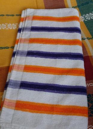 Качественное советское полотенце 45,5х94 см.