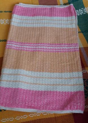 Качественное советское полотенце 48х115 см.