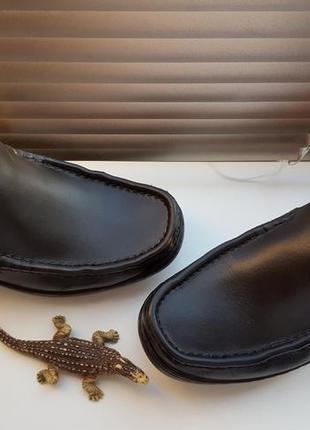 Ультрапрочные туфли на осень bally original