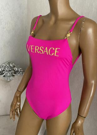 Купальник versace текущая коллекция новый