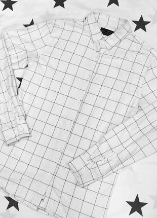 Мужская рубашка pull&bear