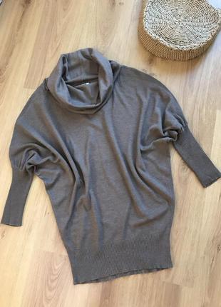 Красивый оригинальный свитерок/туника
