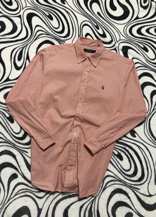Рубашка ralph lauren с новых коллекций