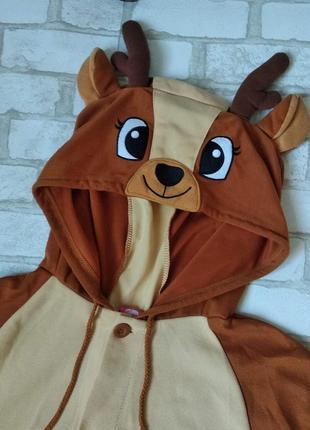 Кигуруми слип пижама женская олень