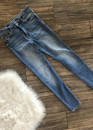Фірмові джинси super slim fit colin's