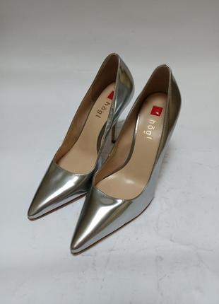 Hogl туфлі .брендове взуття stock