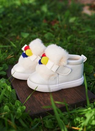 Круті демісезонні чобітки