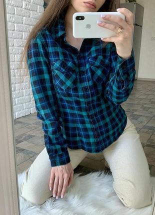 Рубашка h&m💙