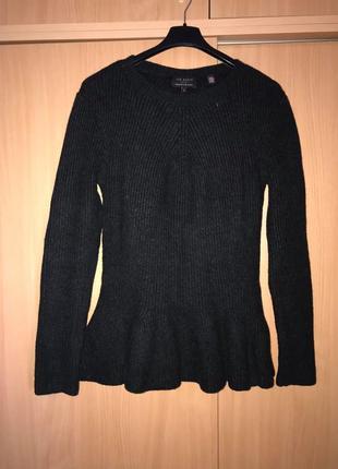 Ted baker супер стильный свитер