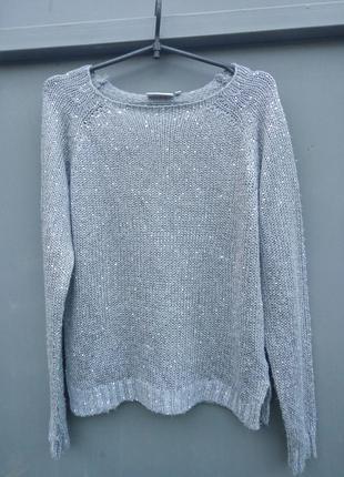 Свитер,кофта,пуловер,пайетки🎆