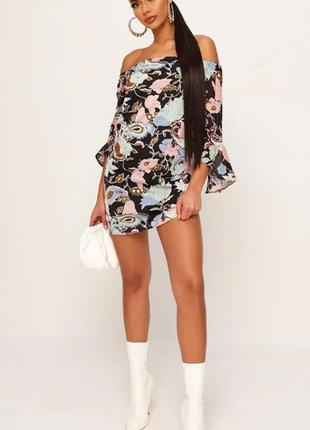 I saw it first. товар из англии. потрясающее платье со спущенными плечами