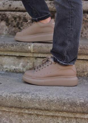 Mcqueen  mokko matte  ( premium )  🆕 осенние кроссовки маквин 🆕 купить наложенный платёж