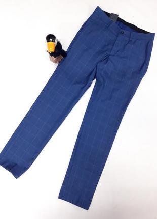Модные мужские брюки в клетку , германия