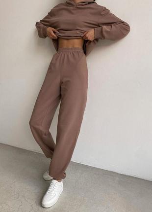 Спортивный костюм двухнитка