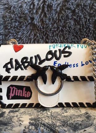 """Женская сумочка """"pinko fabulous"""""""
