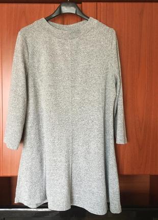 Плаття шерстяне