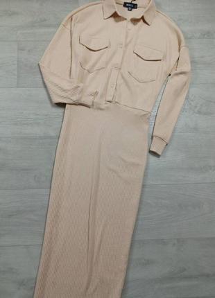 Шикарное платье missguided