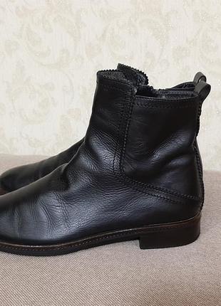 Ботинки челси р.36,натуральная кожа