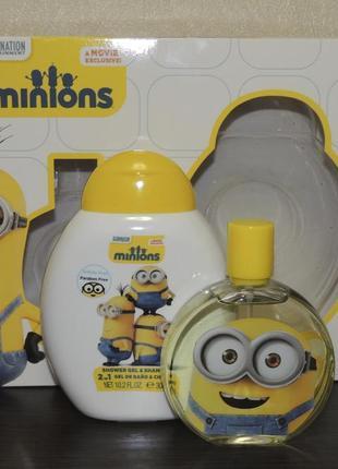 Air val international minions подарочный набор для детей