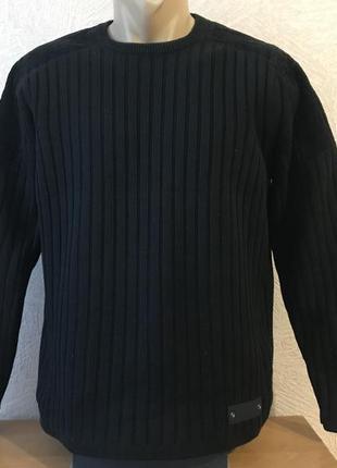 Esprit свитшот черный джемпер натуральный свитер в идеале