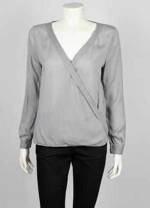 Блузка шелковая женская hugo boss