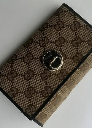 Фирменный кошелёк, портмоне бренда gucci гуччи