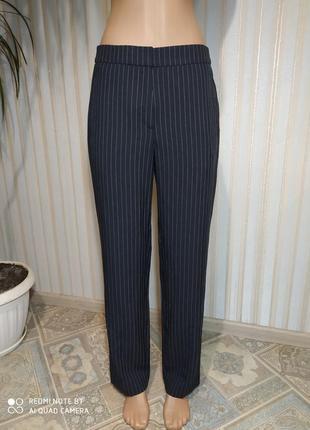 Идеальные класические брюки в полоску