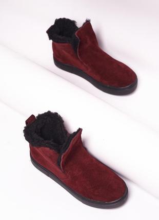 Шикарные ботиночки ankle slip