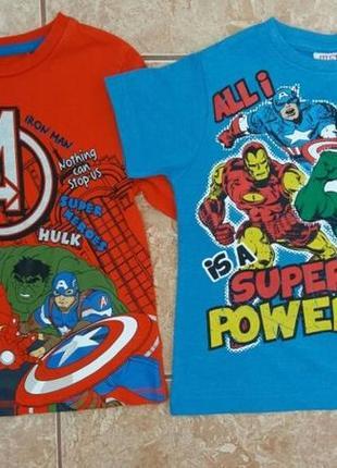 Стильный набор: красивый модный реглан кофта кофточка и футболка марвел super heroes