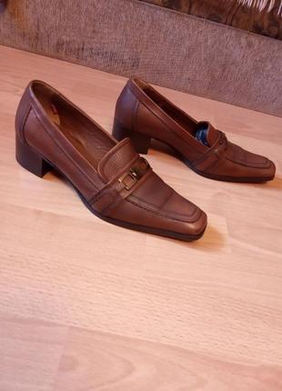 Германия, нереально красивые, стильные, кожаные туфли, туфельки, мокасины