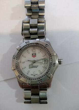 Tag heuer. швейцарские женские часы.
