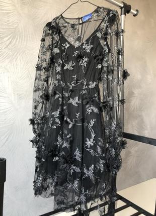 Вечернее платье от gepur 2в1