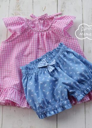 Платье(с шортиками)