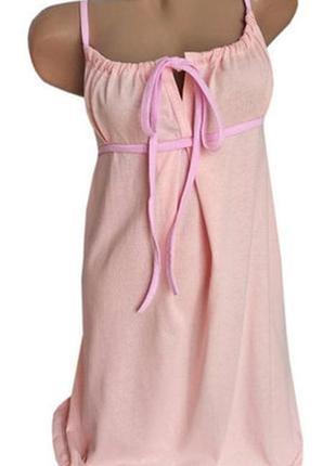 Ночнушка ночная сорочка рубашка для кормления кормящих беременных 42,44,46,48,50,52