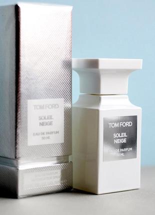 Tom ford soleil neige_original eau de parfum 5 мл затест_парфюм.вода
