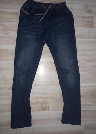Крутые джинсы next на 11-12 лет,рост 152 сос. идеал