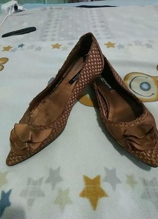 Туфли балетки испания