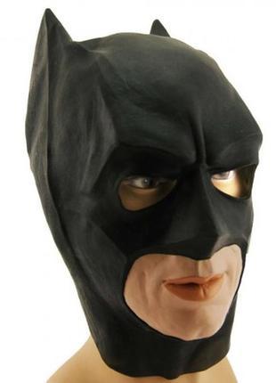 Маска для карнавального костюма бэтмена темного рыцаря