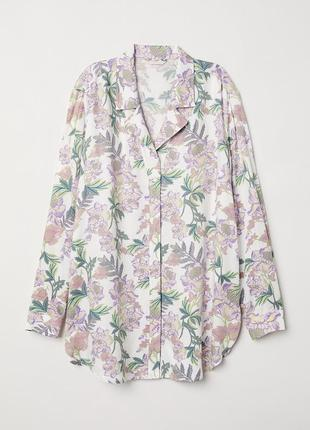 🌸🍃женственная oversized блузка от h&m🍃🌸
