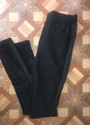 Лосины-брюки 25р