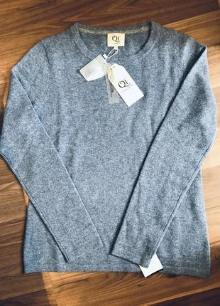 Женский свитер qi cashmere