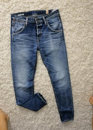 Классные мужские джинсы скинни jack&jones 28/30 в очень хорошем состоянии