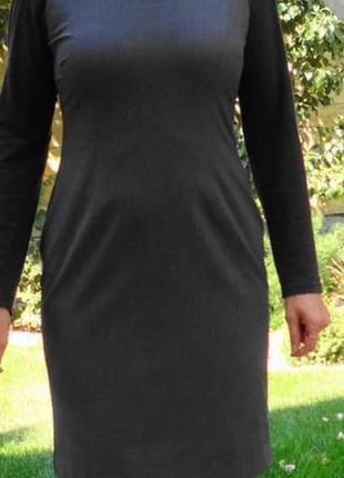 Офисное платье футляр.