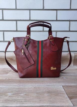 Женская сумка гуччи gucci