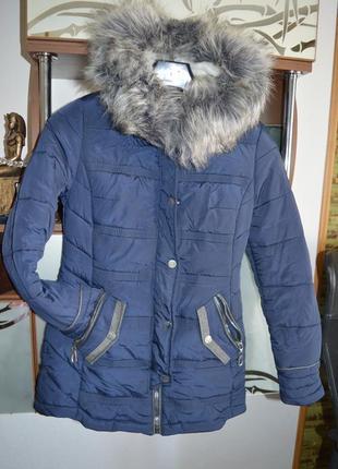 Зимняя женская куртка 42 р.