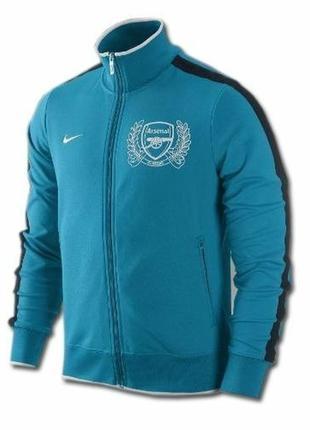 Улётная олимпийка от nike arsenal authentic n98 jacket