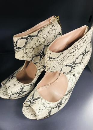 Стильние туфли от new look