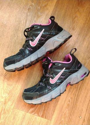 Nike!стелька 25 см