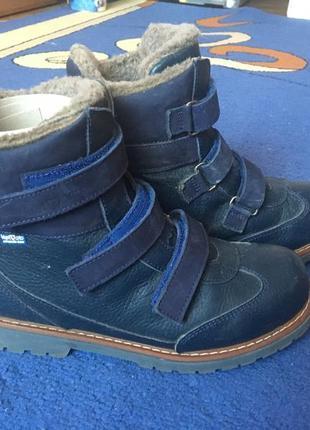Зимові ортопедичні черевики 4rest orto 35 р.