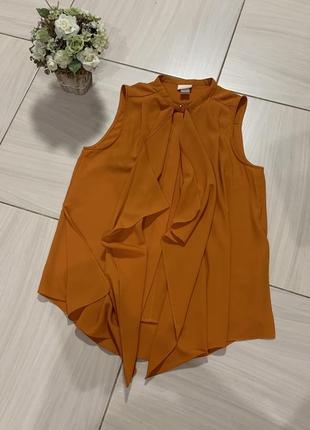 Стильная яркая блуза h&m, размер с/м